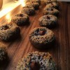 Buckwheat Chocolate Thumbprint Cookies