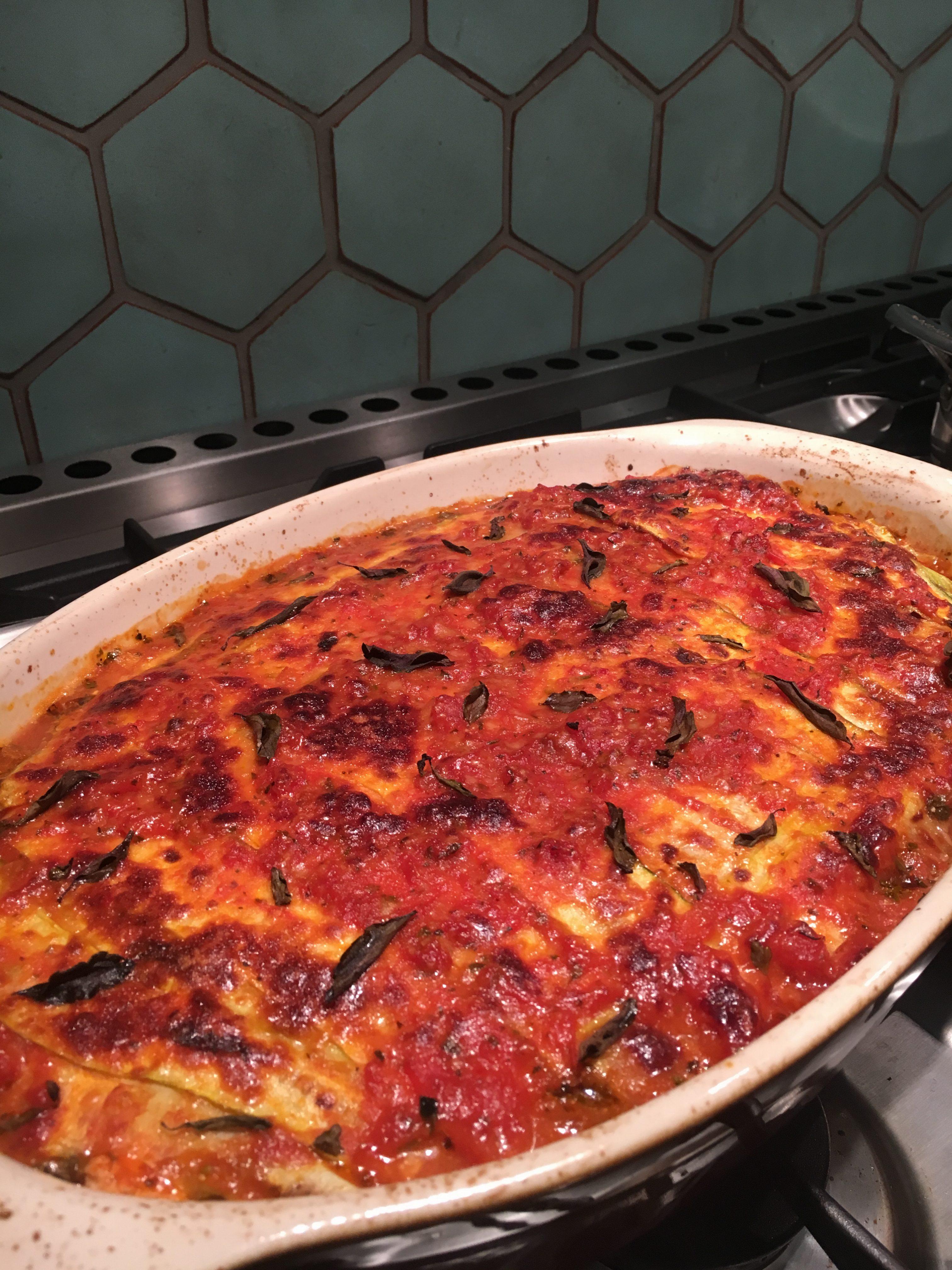 Lasagna for All!